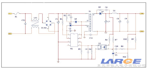 机顶盒电源适配器设计方案