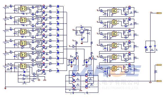 探地雷达测试仪备用电源设计方案